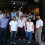 Foto de participantes en Asamblea La Plata 2012
