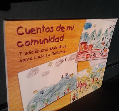 CUENTOS DE MI COMUNIDAD