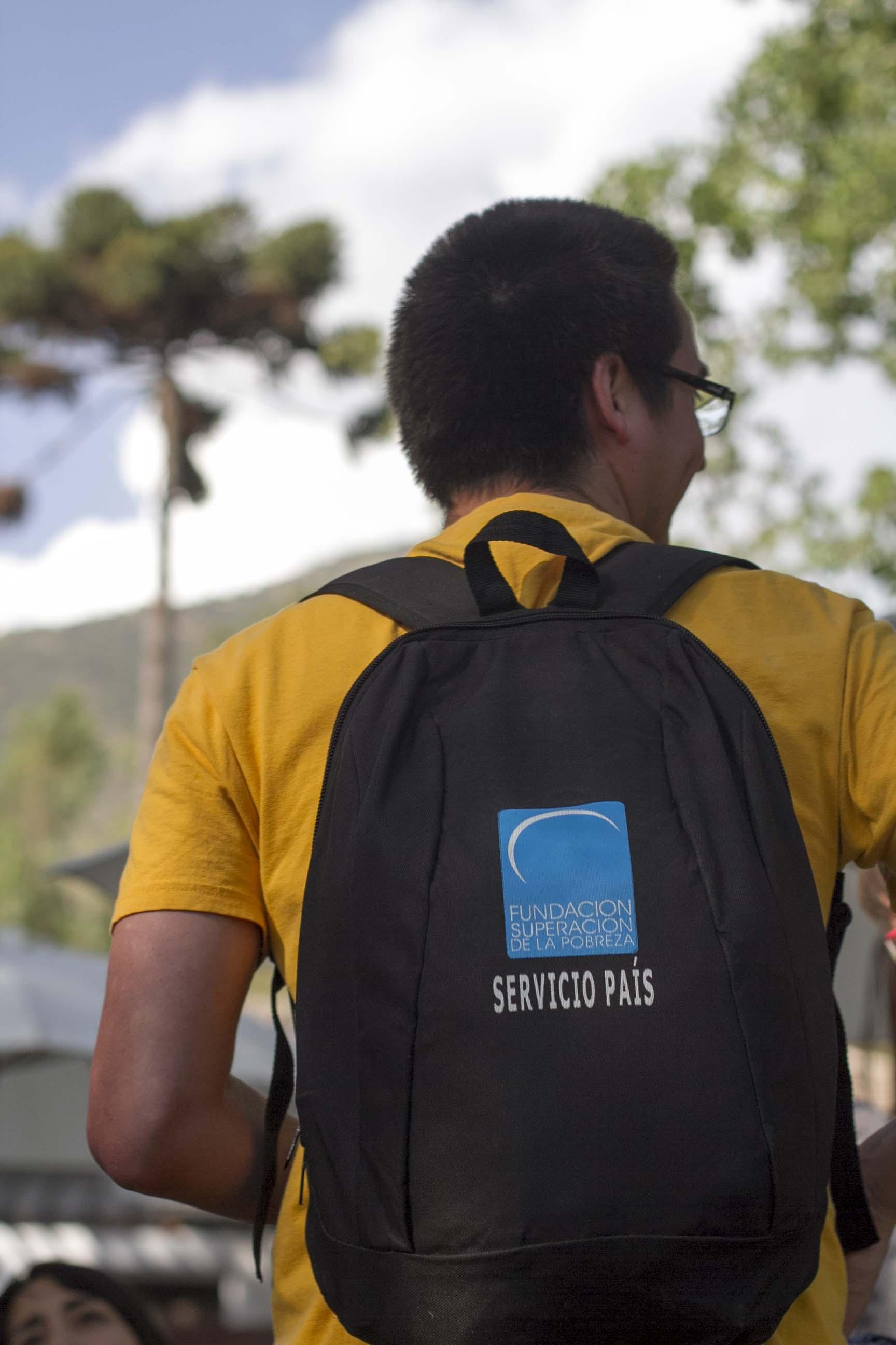 El Programa SERVICIO PAÍS de la Fundación Superación Pobreza (Chile) cumple 20 años