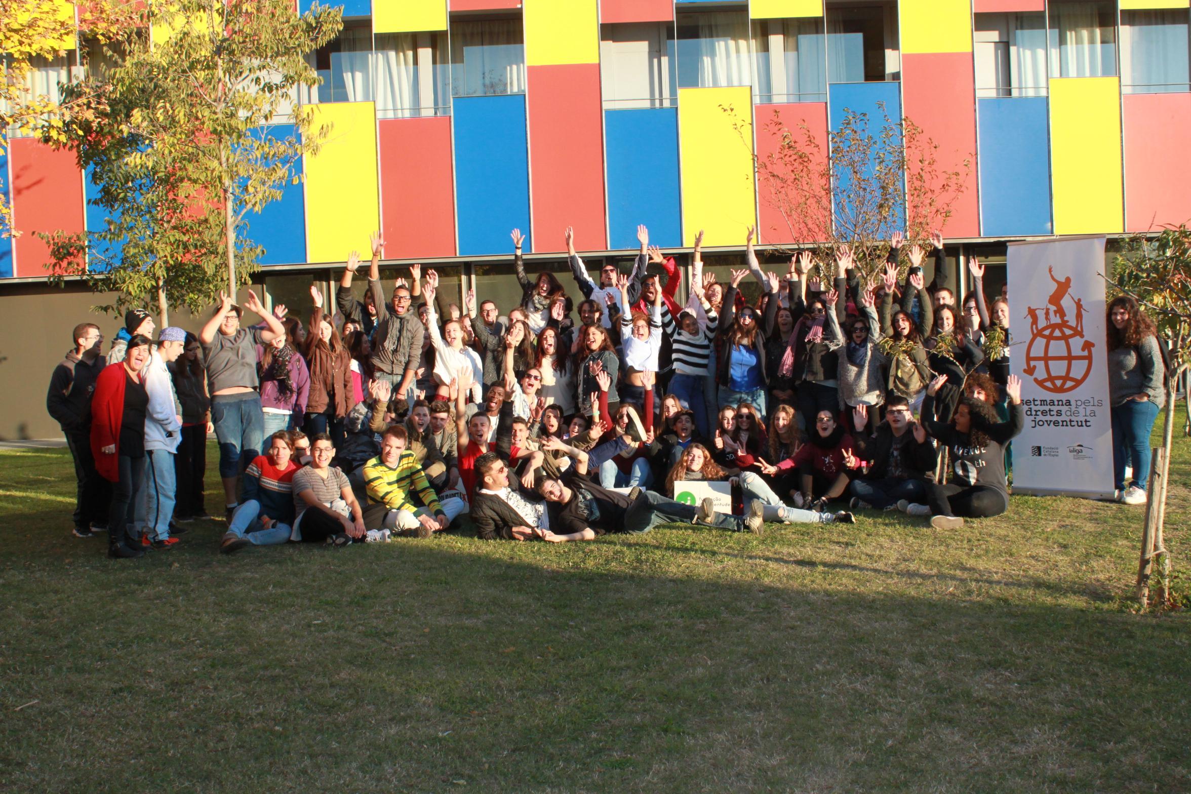 Semana Iberoamericana por los Derechos de la Juventud 2015