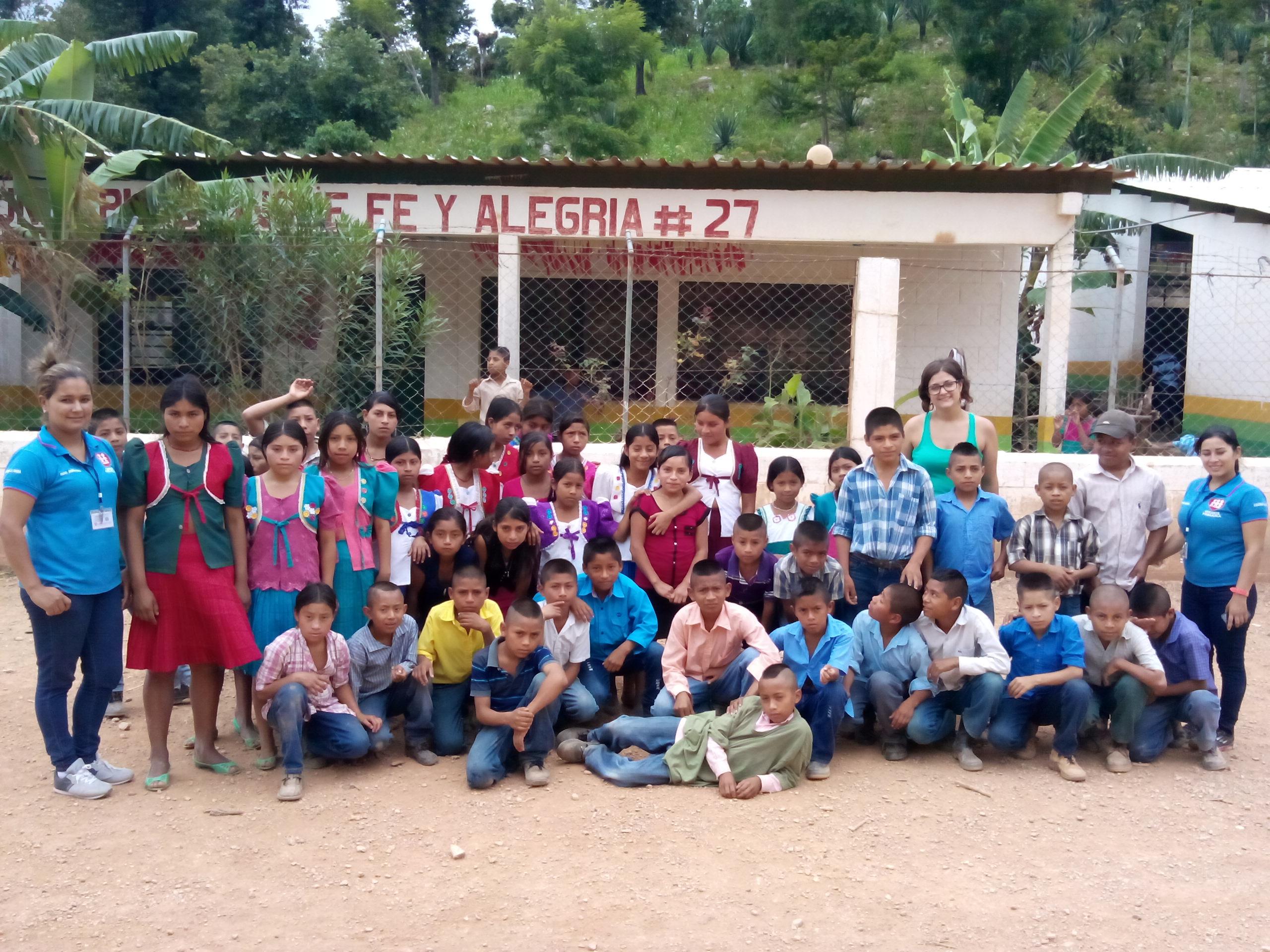 Voluntariado Internacional en Guatemala, 2015