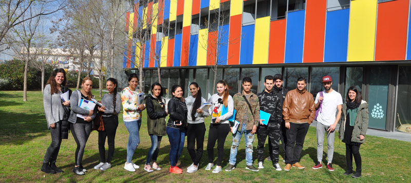 Comienza Jove Valor, un programa de inclusión juvenil en  el que se aprende a trabajar, trabajando.