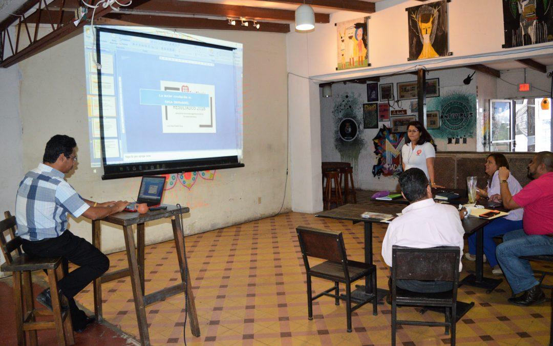 Fe y Alegría Honduras: Confirmando alianzas y firmando convenios