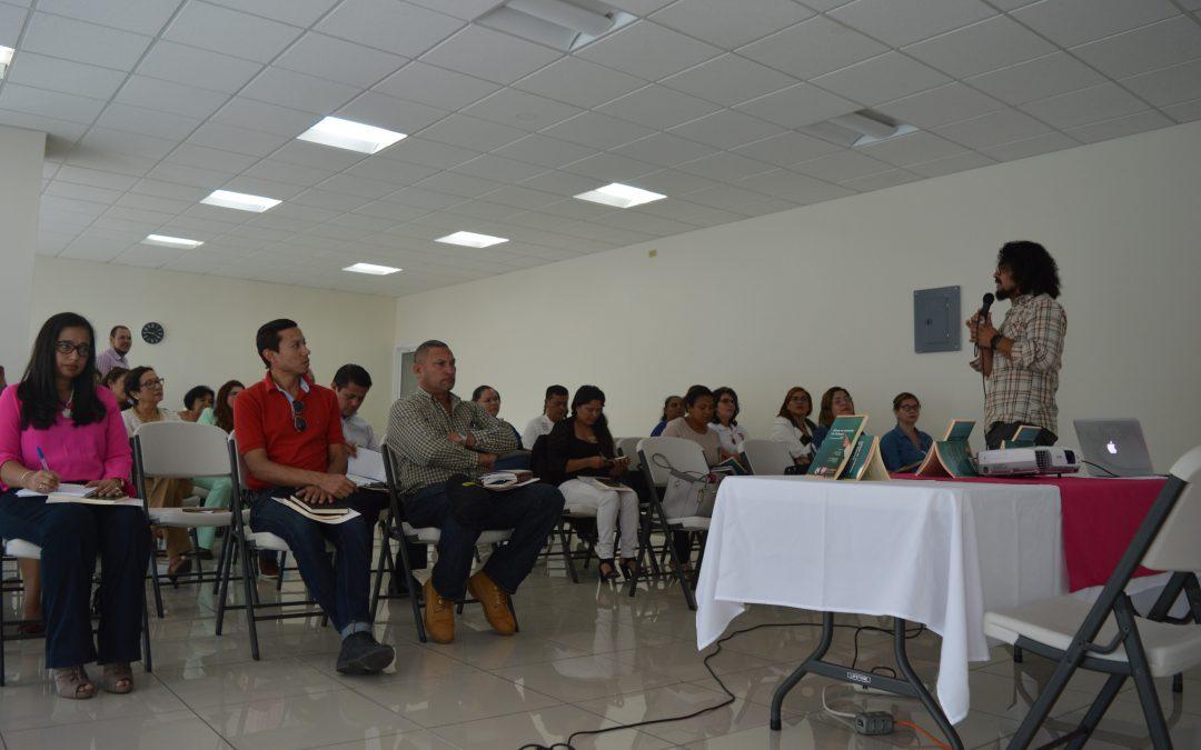 Educar en contextos de Violencia, Honduras.