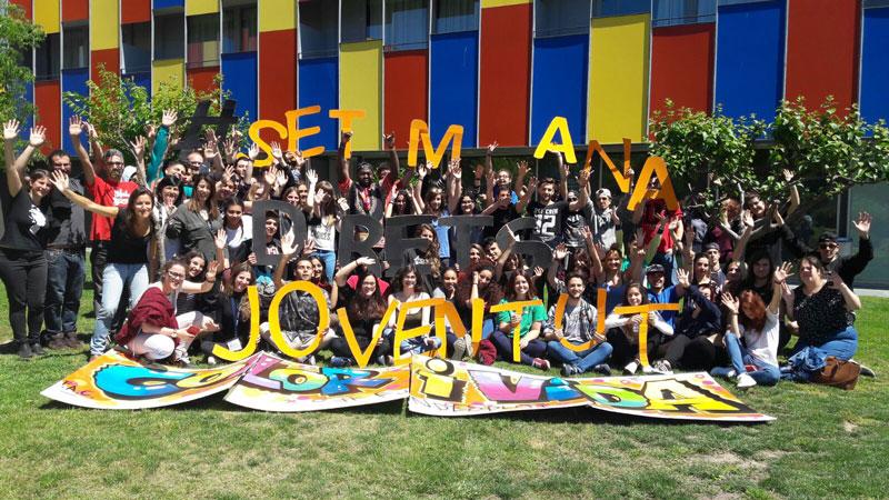 Semana por los Derechos de la Juventud en CENTRE ESPLAI!!