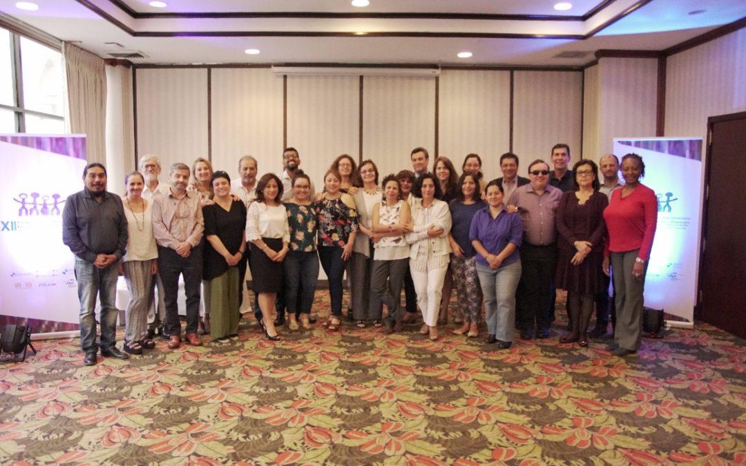 XII Encuentro Cívico Iberoamericano en San José de Costa Rica (24-26 de octubre), La Liga Iberoamericana presente