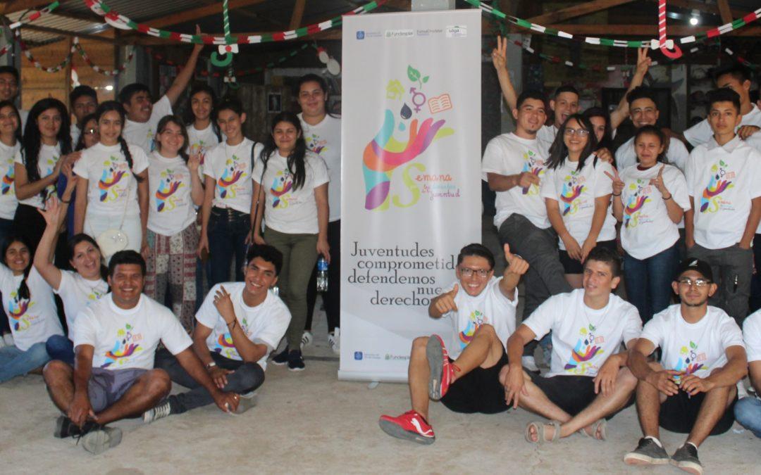 Octava Semana por los Derechos de las Juventudes en El Salvador