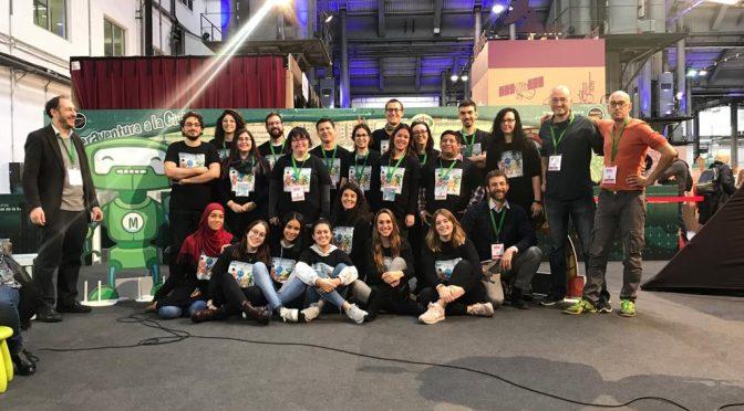 Fundación Esplai lidera actividades de infancia y juventud lúdicas en Barcelona que promueven la seguridad en internet
