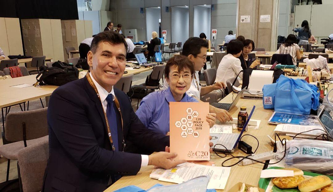 Oportunidades de incidencia política de primer nivel en Osaka, Japón