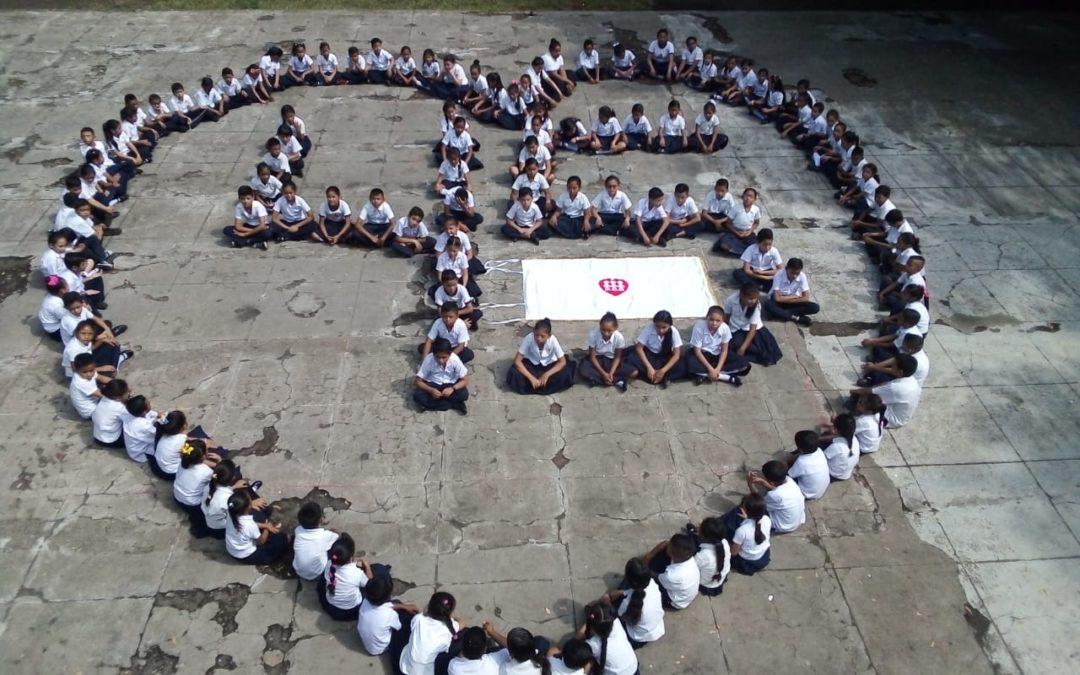 45 aniversario de Fe y Alegría Nicaragua