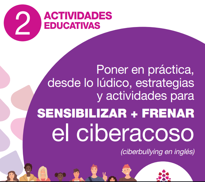 Fundación Esplai lanza dos actividades para frenar el ciberacoso: material educativo disponible on line!