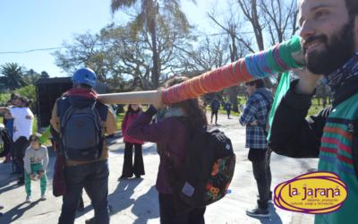 La Jarana: proyecto de El Abrojo de Uruguay, que sigue en marcha en el exterior!